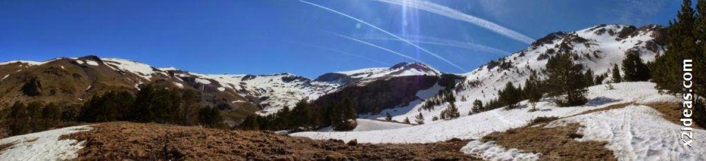 Panorama1 1024x234 - Pico Castanesa con los noruegos, buena bajada ...