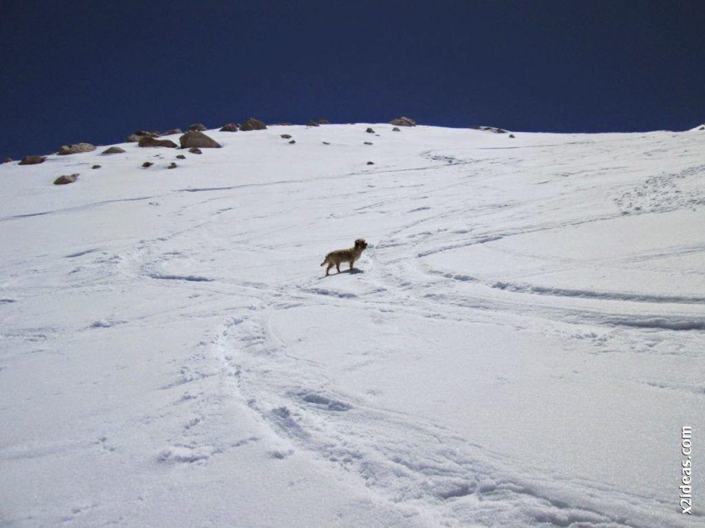 IMG 0118 1024x768 - Esquiando en el Glaciar de Maladeta en junio.