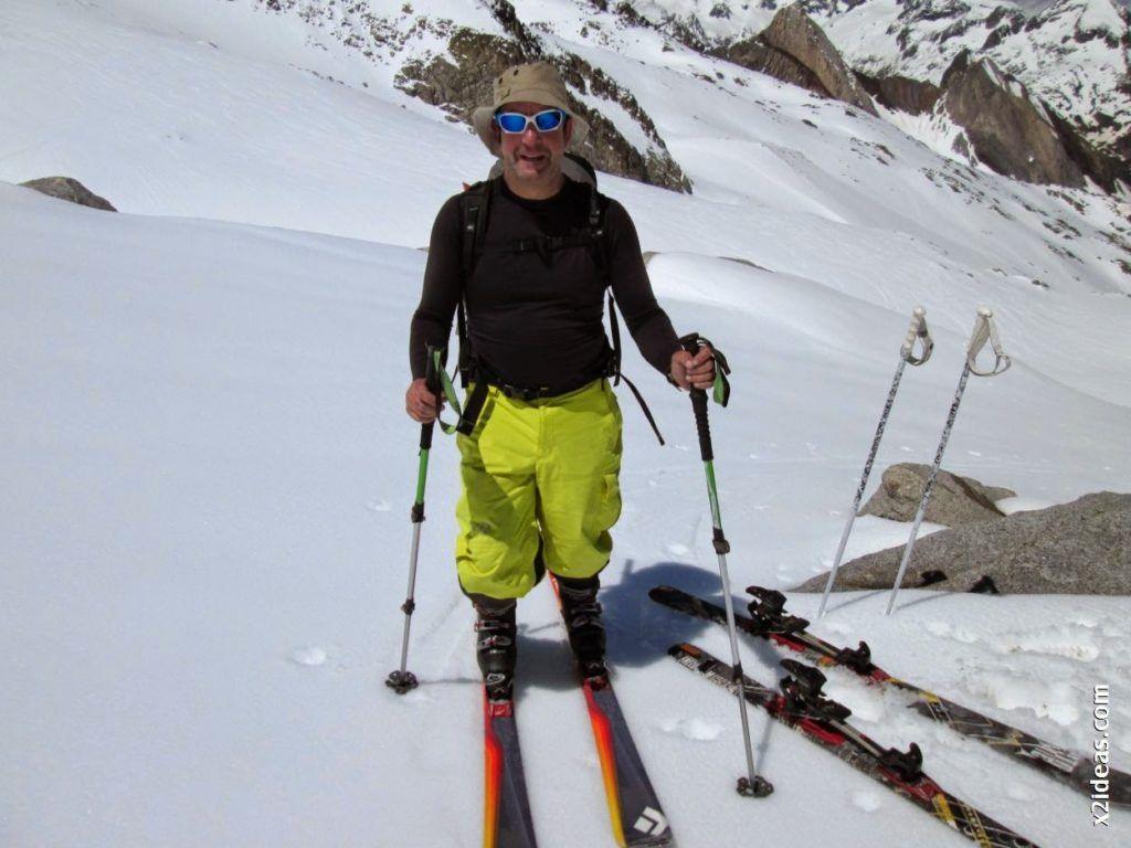 IMG 0123 1024x768 - Esquiando en el Glaciar de Maladeta en junio.