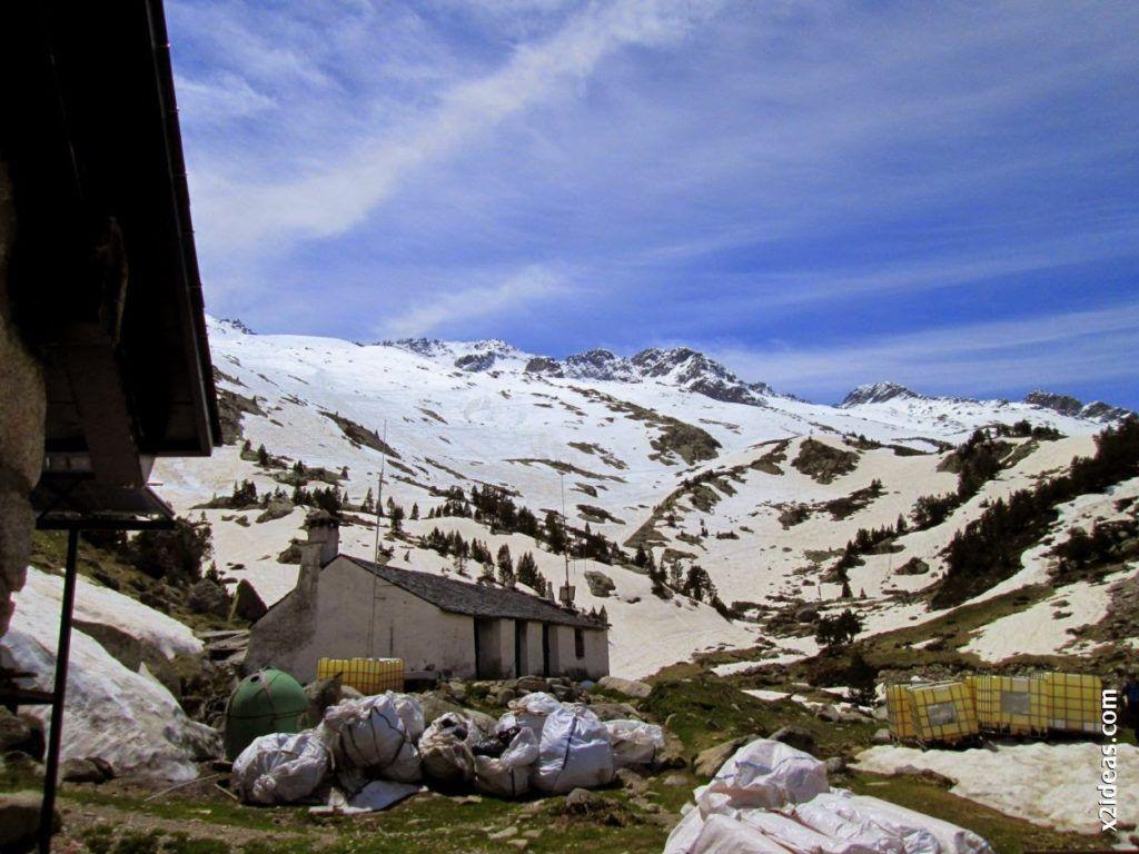 IMG 0134 1024x768 - Esquiando en el Glaciar de Maladeta en junio.