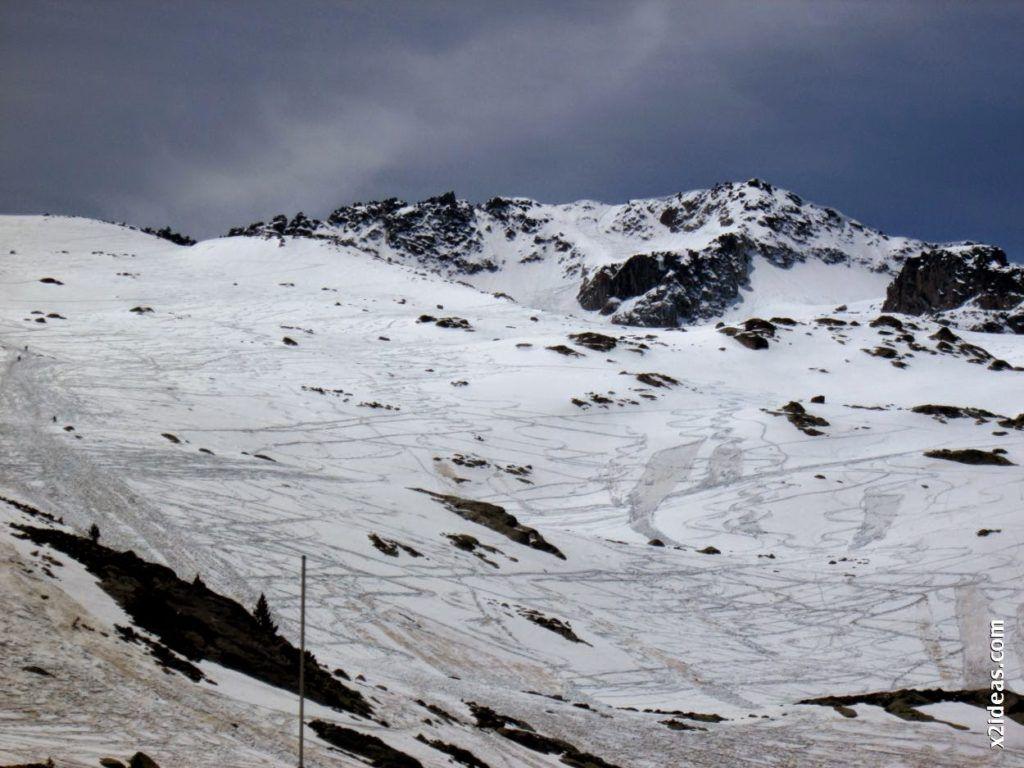 IMG 0137 1024x768 - Esquiando en el Glaciar de Maladeta en junio.