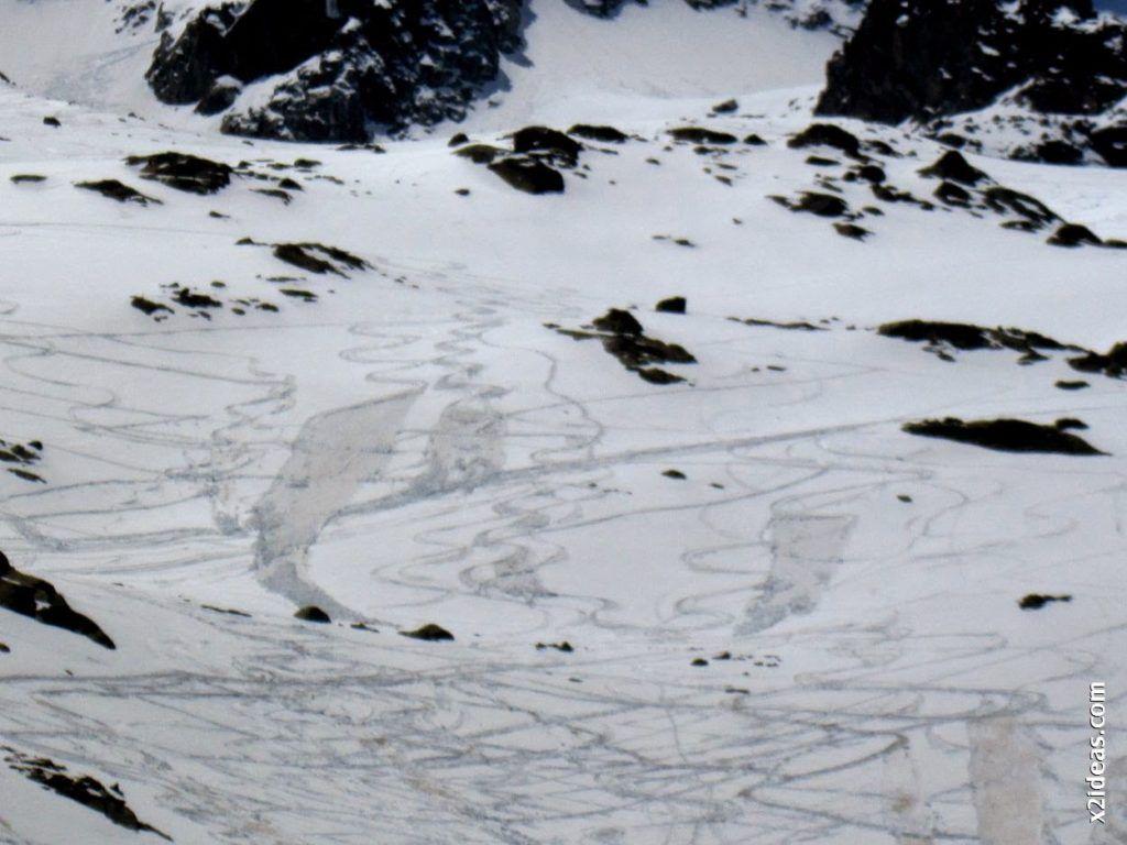 IMG 0138 1024x768 - Esquiando en el Glaciar de Maladeta en junio.