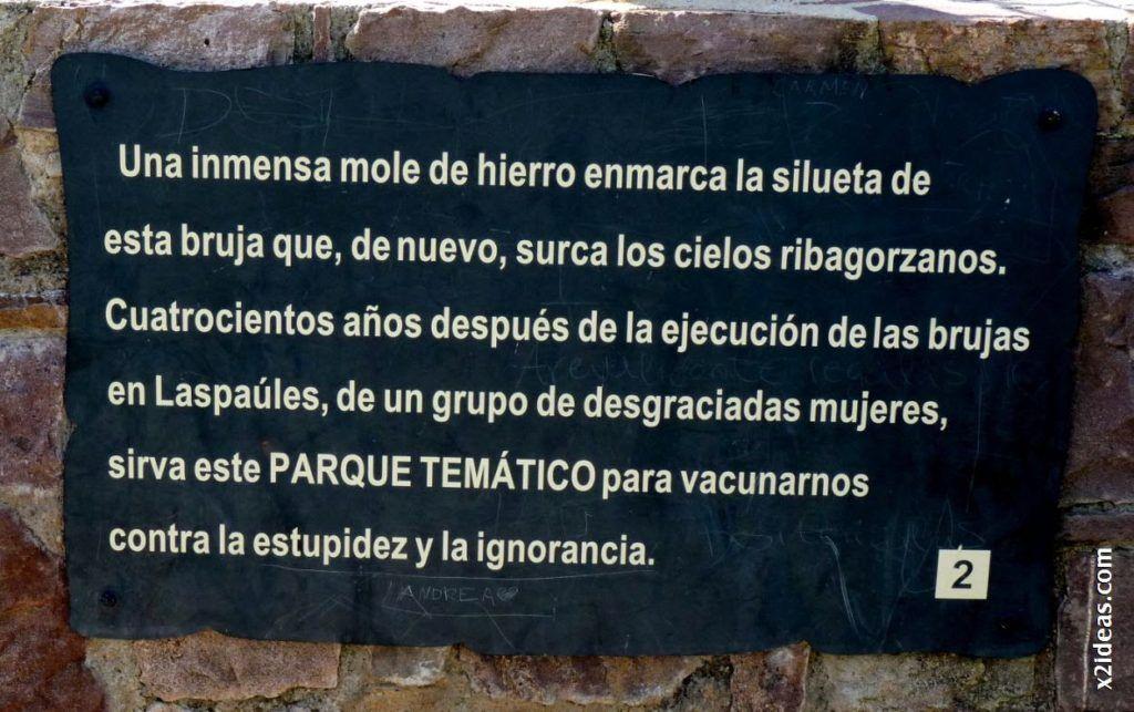 P1550118 1024x643 - Bosque de Brujas, Laspaúles.