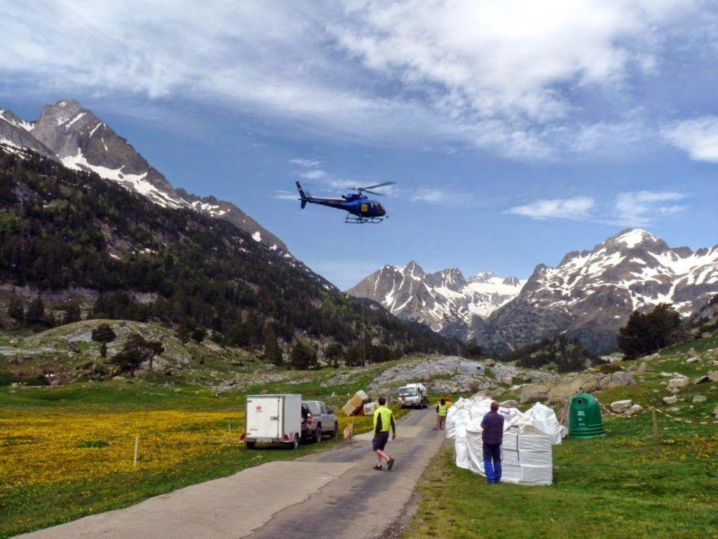 P1550171 1024x768 - Volando voy ... al Refugio de La Renclusa, Valle de Benasque.