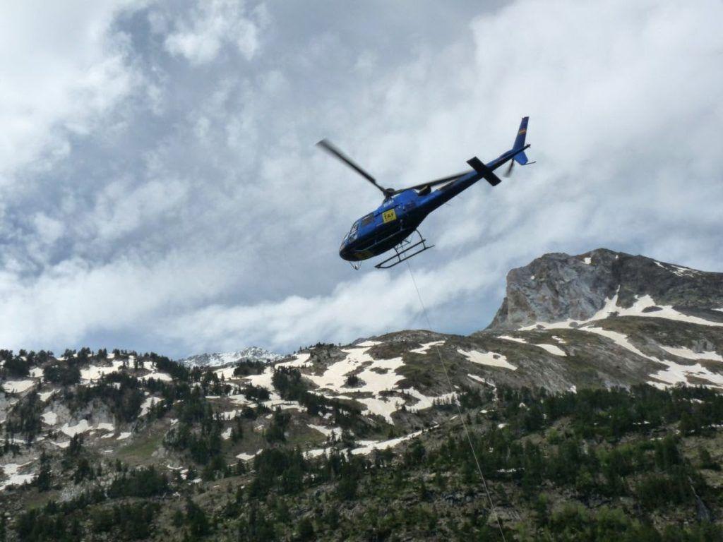 P1550174 1024x768 - Volando voy ... al Refugio de La Renclusa, Valle de Benasque.