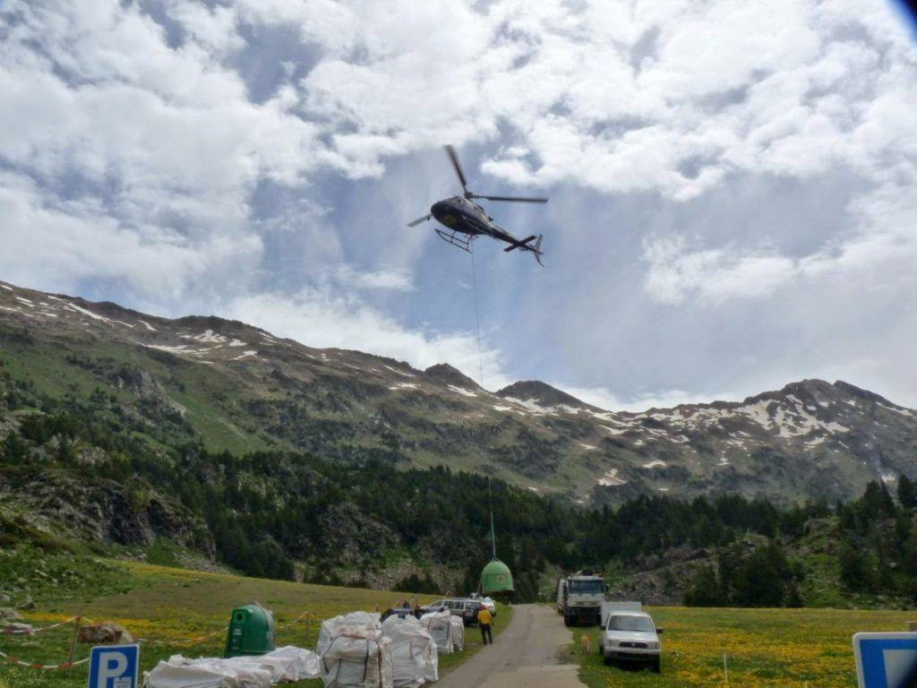 P1550178 1024x768 - Volando voy ... al Refugio de La Renclusa, Valle de Benasque.