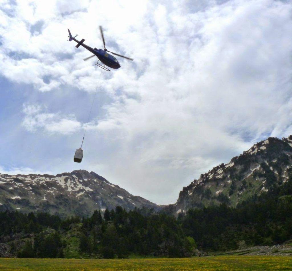 P1550179 1024x948 - Volando voy ... al Refugio de La Renclusa, Valle de Benasque.