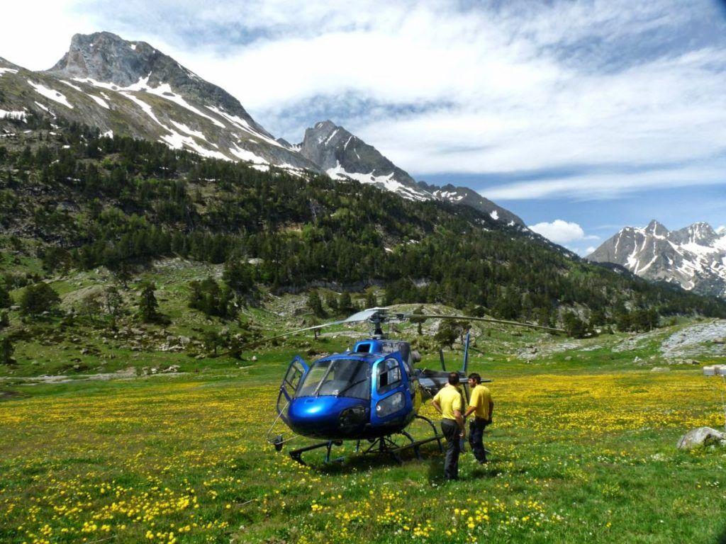 P1550193 1024x768 - Volando voy ... al Refugio de La Renclusa, Valle de Benasque.