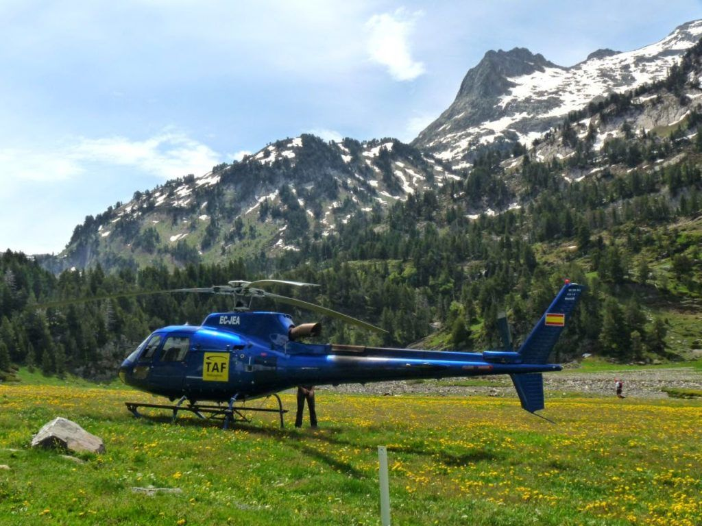 P1550196 1024x768 - Volando voy ... al Refugio de La Renclusa, Valle de Benasque.