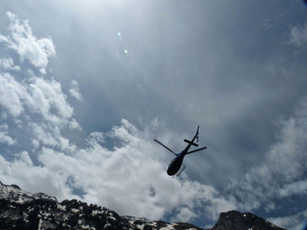P1550197 1024x768 - Volando voy ... al Refugio de La Renclusa, Valle de Benasque.