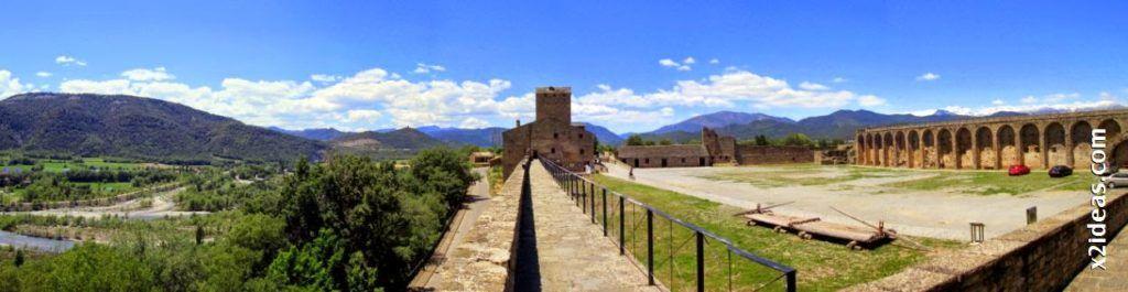 Panorama 2 001 1024x265 - Visitando Ainsa, repetiré ...