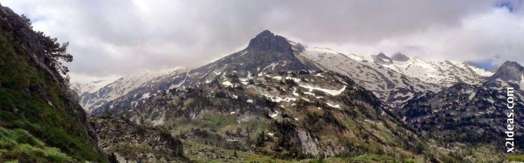 Panorama 3 1024x319 - Paseo por Aigualluts, Valle de Benasque