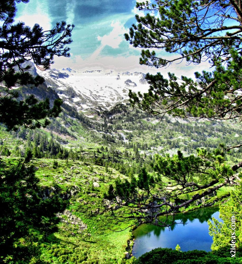 Panorama 8 001 fhdr - Paseando mientras otros corren por el Parque Natural Posets-Maladeta.
