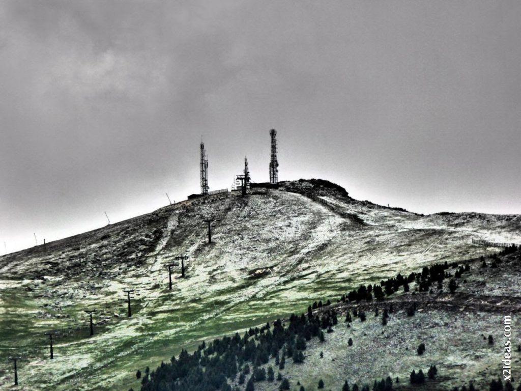 P1000335 1024x768 - Tarde de granizada, Cerler, Valle de Benasque, Pirineos.