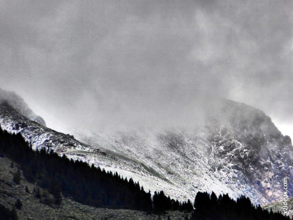 P1000336 1024x768 - Tarde de granizada, Cerler, Valle de Benasque, Pirineos.