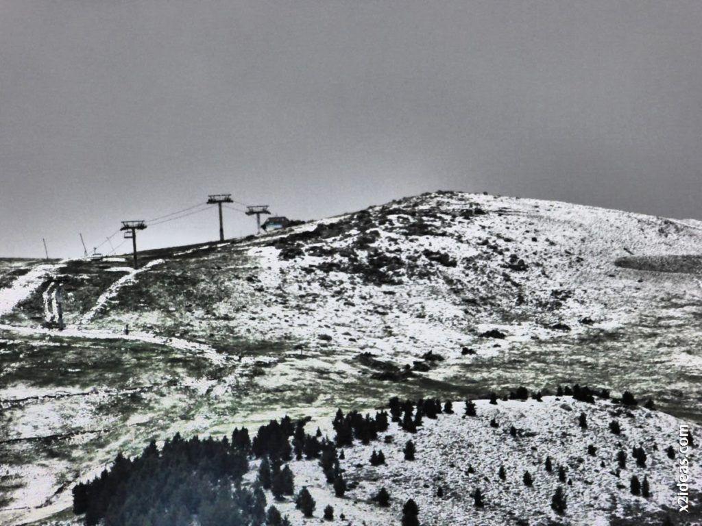 P1000339 1024x768 - Tarde de granizada, Cerler, Valle de Benasque, Pirineos.