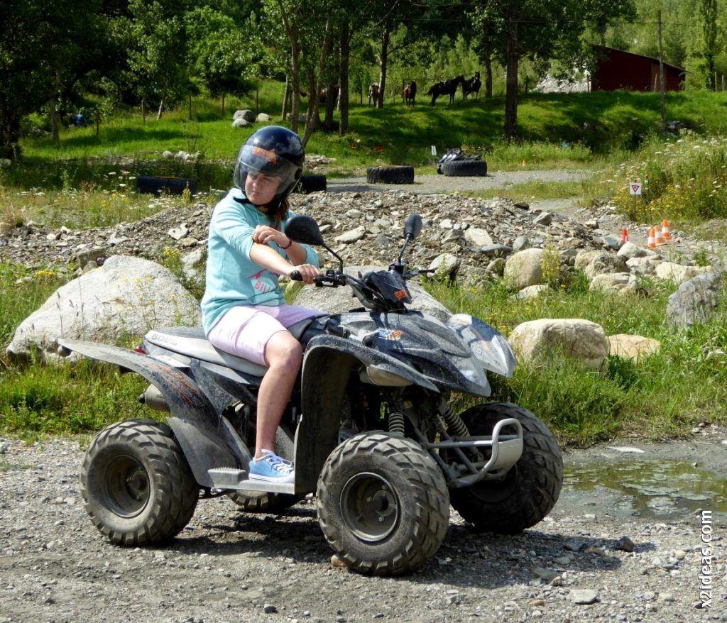 P1000440 1024x878 - Triumph en Cerler, Valle de Benasque, Pirineos