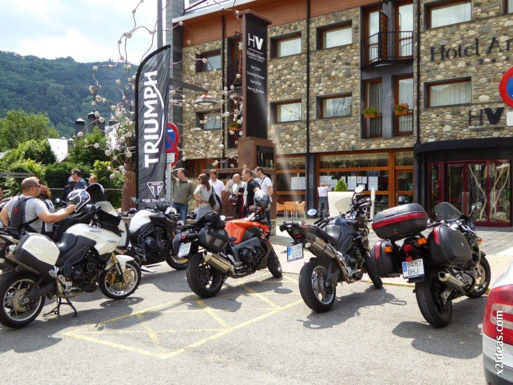 P1000456 1024x768 - Triumph en Cerler, Valle de Benasque, Pirineos