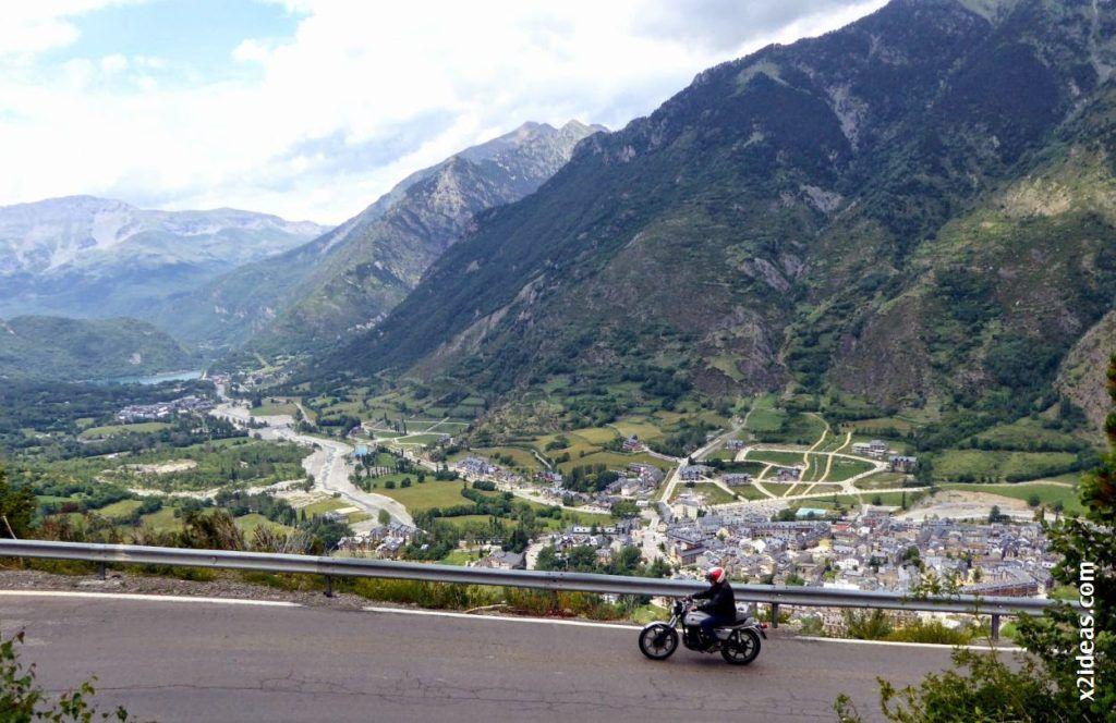 P1000483 1024x664 - Triumph en Cerler, Valle de Benasque, Pirineos