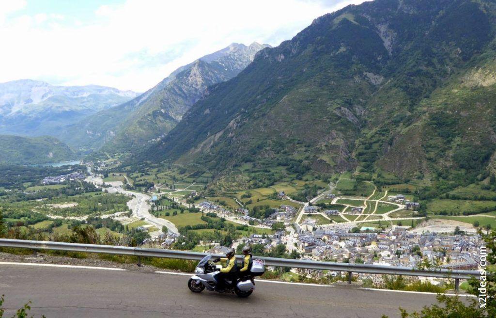 P1000484 1024x656 - Triumph en Cerler, Valle de Benasque, Pirineos