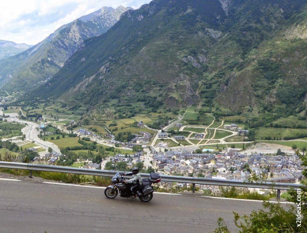 P1000485 1024x778 - Triumph en Cerler, Valle de Benasque, Pirineos