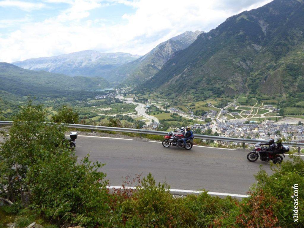 P1000487 1024x768 - Triumph en Cerler, Valle de Benasque, Pirineos