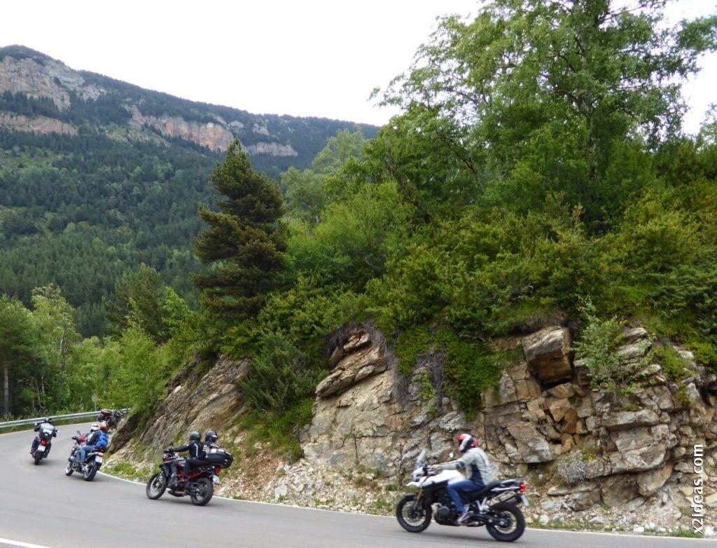 P1000491 1024x782 - Triumph en Cerler, Valle de Benasque, Pirineos