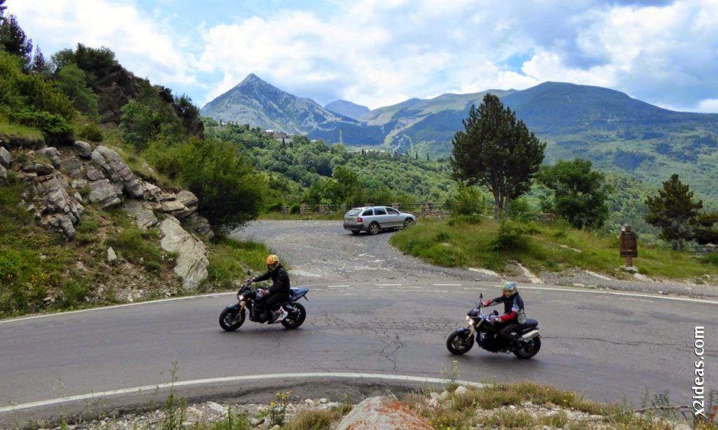 P1000496 1024x613 - Triumph en Cerler, Valle de Benasque, Pirineos