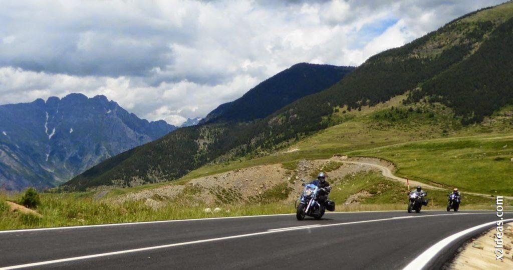 P1000507 1024x540 - Triumph en Cerler, Valle de Benasque, Pirineos