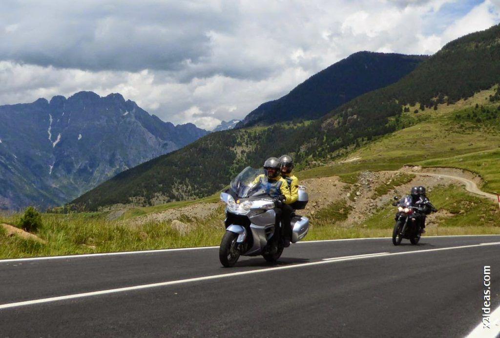 P1000511 1024x693 - Triumph en Cerler, Valle de Benasque, Pirineos