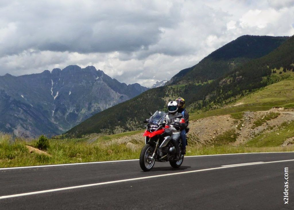 P1000516 1024x731 - Triumph en Cerler, Valle de Benasque, Pirineos