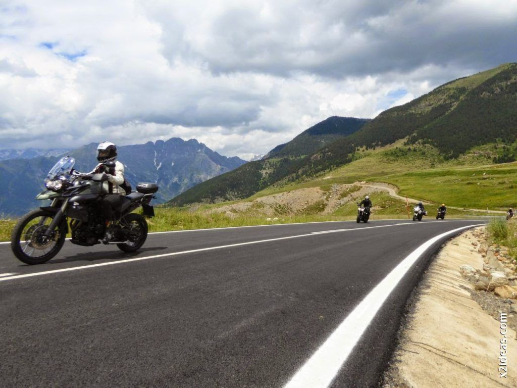 P1000518 1024x768 - Triumph en Cerler, Valle de Benasque, Pirineos