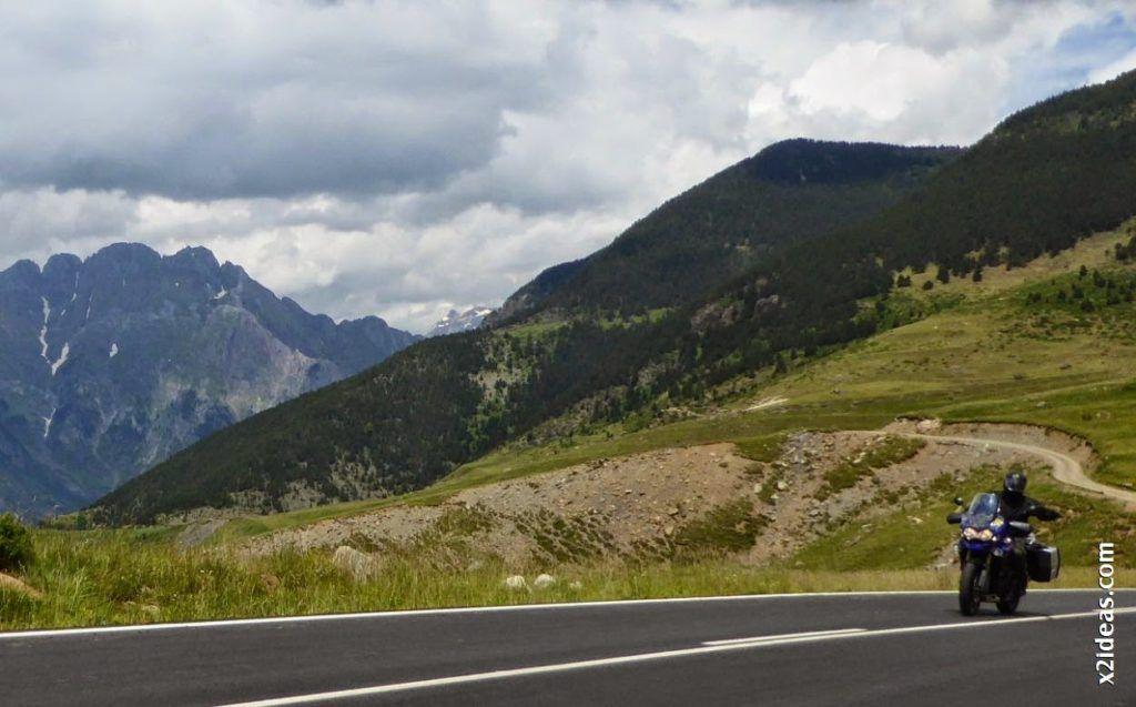 P1000524 1024x637 - Triumph en Cerler, Valle de Benasque, Pirineos