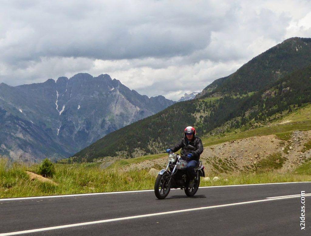 P1000528 1024x775 - Triumph en Cerler, Valle de Benasque, Pirineos
