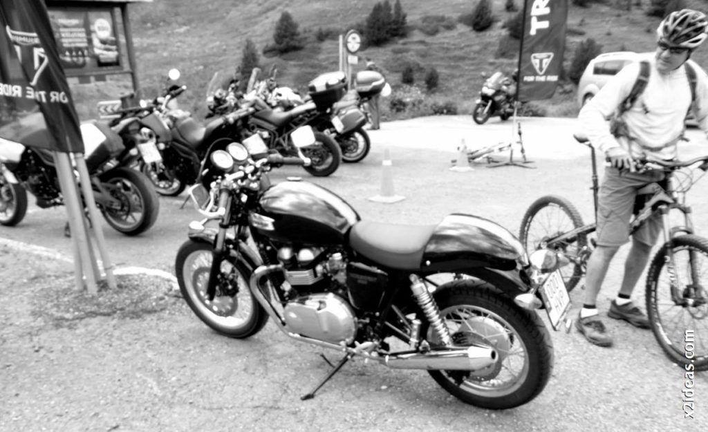 P1000529 1024x625 - Triumph en Cerler, Valle de Benasque, Pirineos