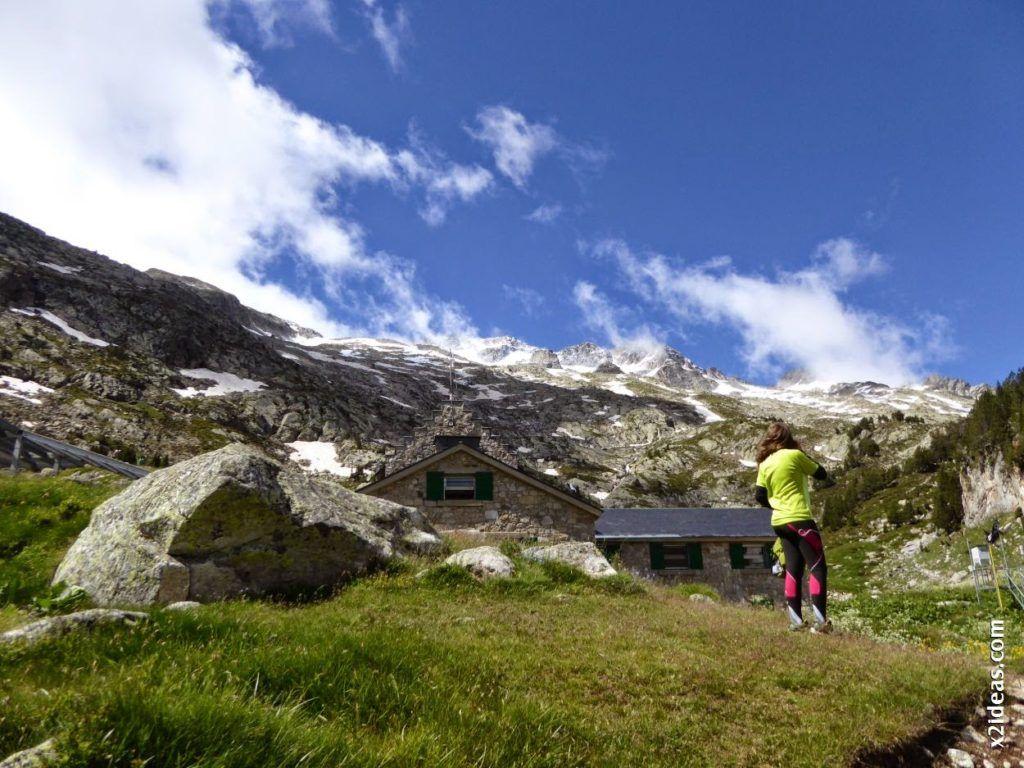 P1000616 1024x768 - Porteando camino a La Renclusa, Valle de Benasque, Pirineos.