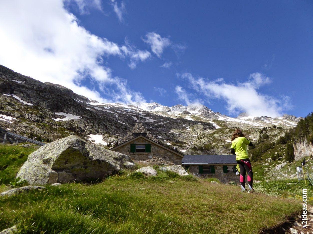 P1000616 2 - Porteando camino a La Renclusa, Valle de Benasque, Pirineos.