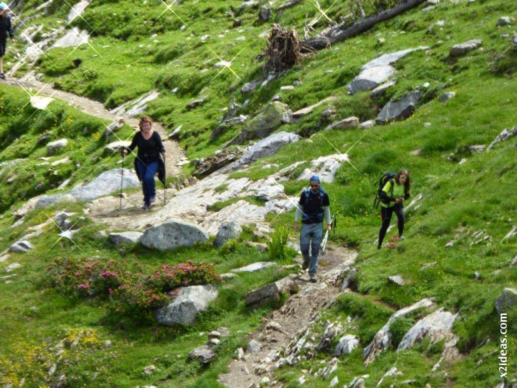 P1000623 1024x768 - Porteando camino a La Renclusa, Valle de Benasque, Pirineos.