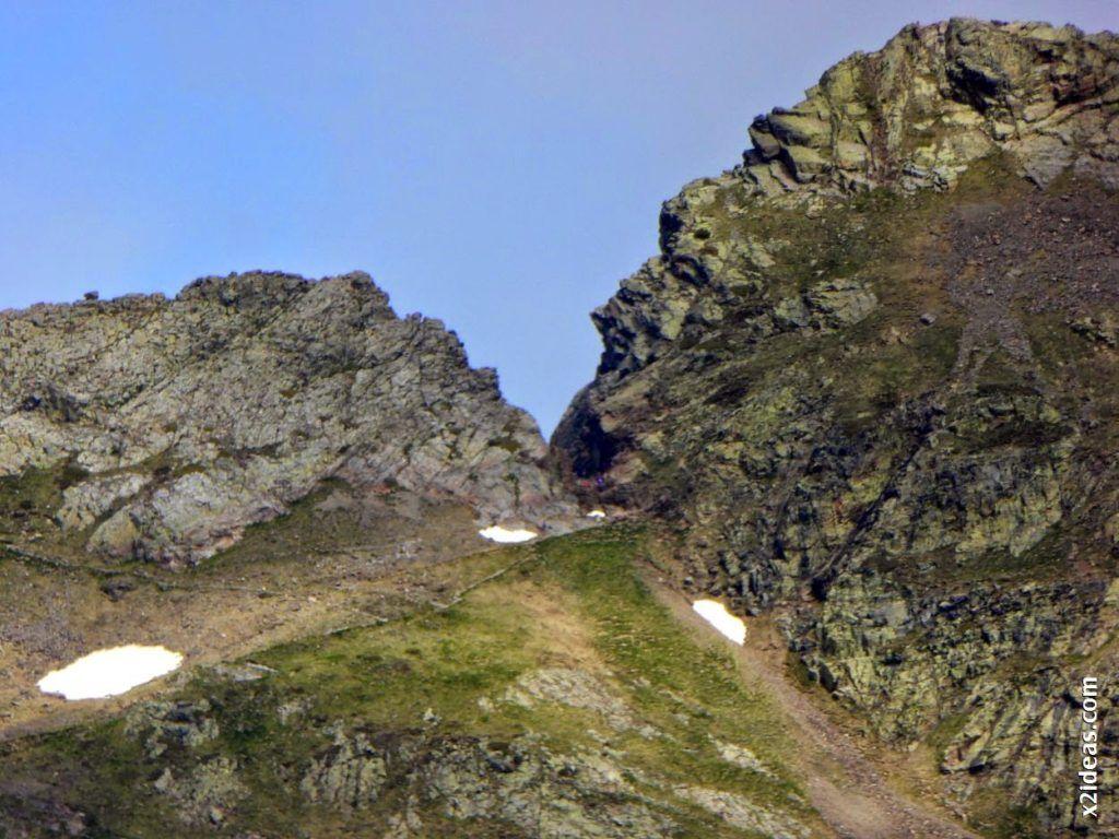 P1000625 1024x768 - Porteando camino a La Renclusa, Valle de Benasque, Pirineos.