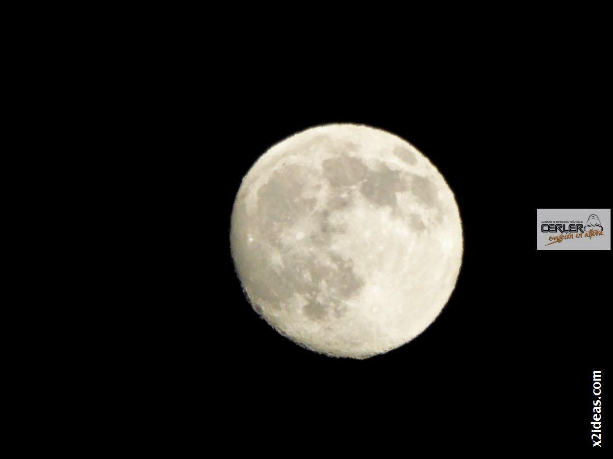 P1000684 2 - Luna llena sobre Cerler,Valle de Benasque. Pirineos.