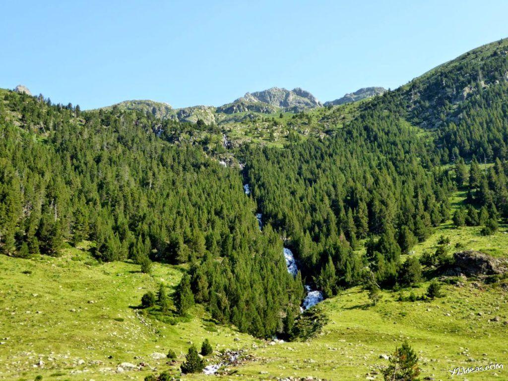 P1000834 1024x768 - Pues llegó el verano al Valle de Benasque, Pirineos.