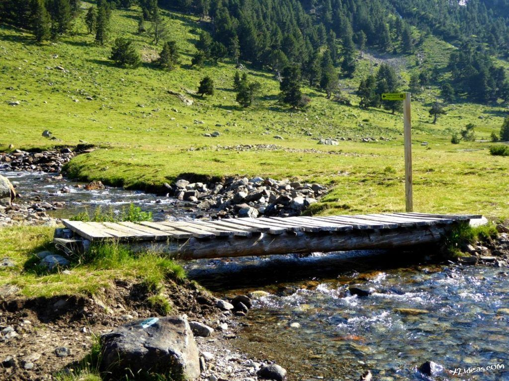 P1000835 1024x768 - Pues llegó el verano al Valle de Benasque, Pirineos.