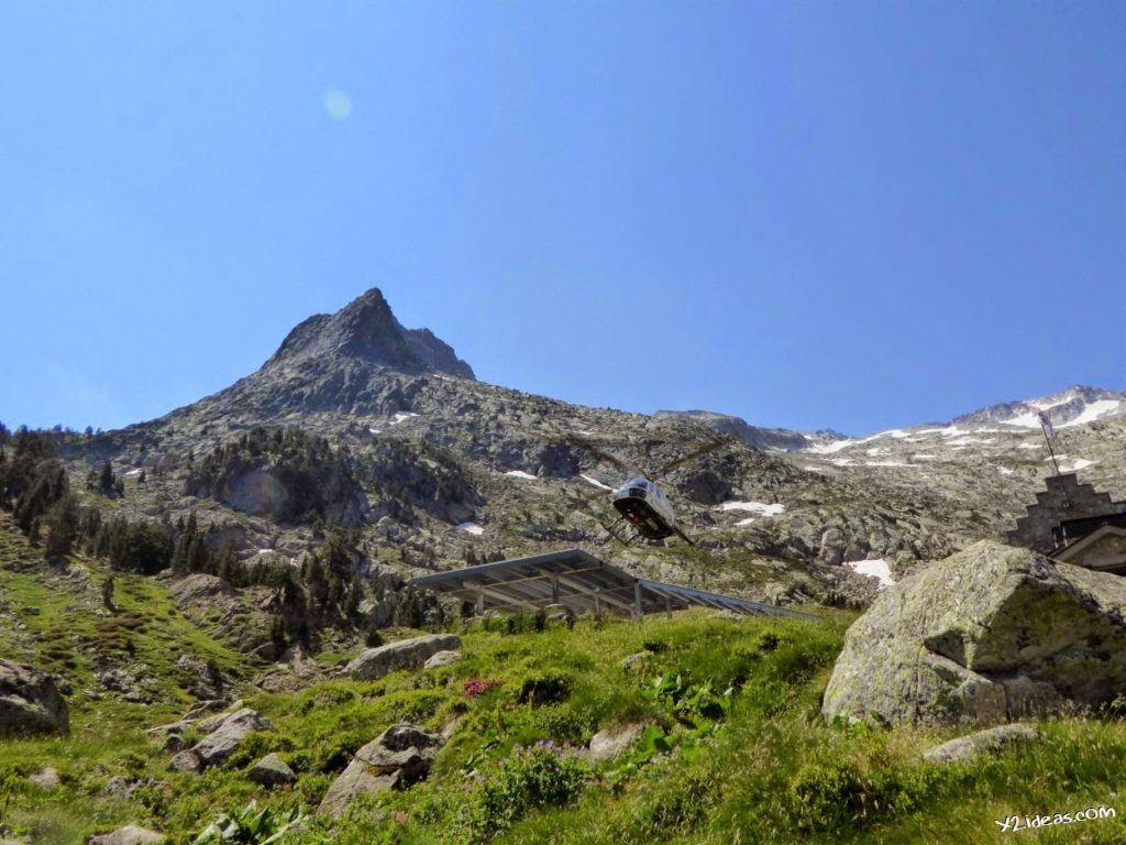 P1000849 1024x768 - Pues llegó el verano al Valle de Benasque, Pirineos.