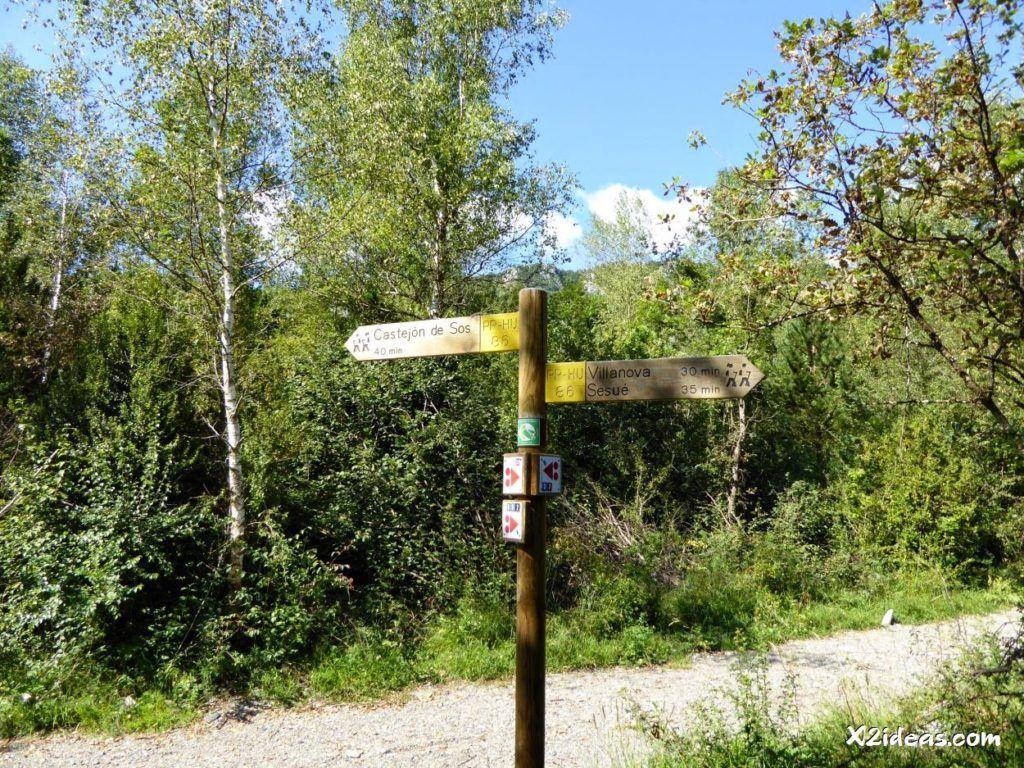 P1020036 1024x768 - Reconocimiento Trail & Caminata de Sesué, Valle de Benasque.