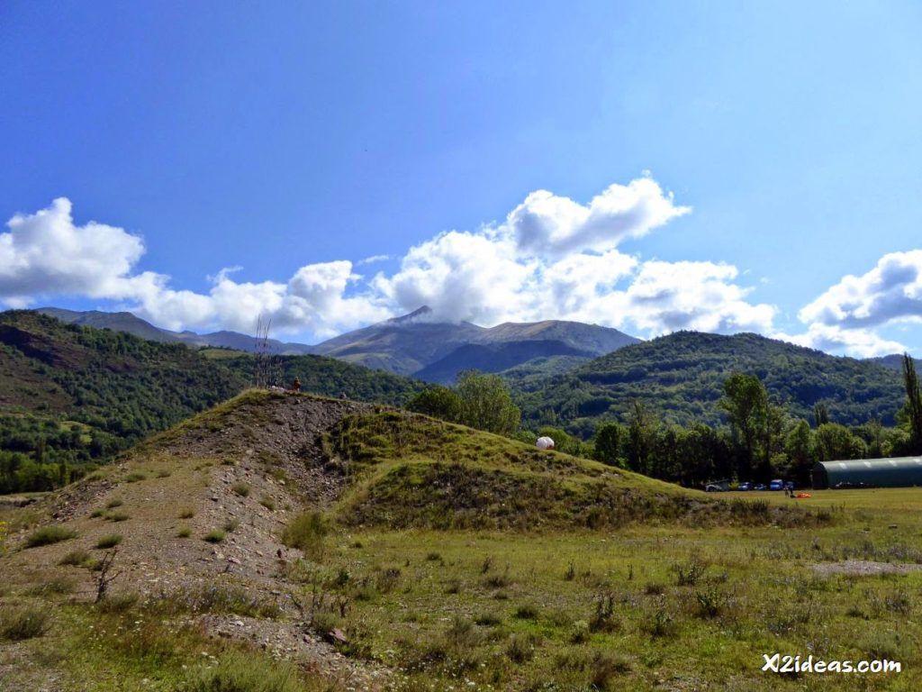 P1020037 1024x768 - Reconocimiento Trail & Caminata de Sesué, Valle de Benasque.