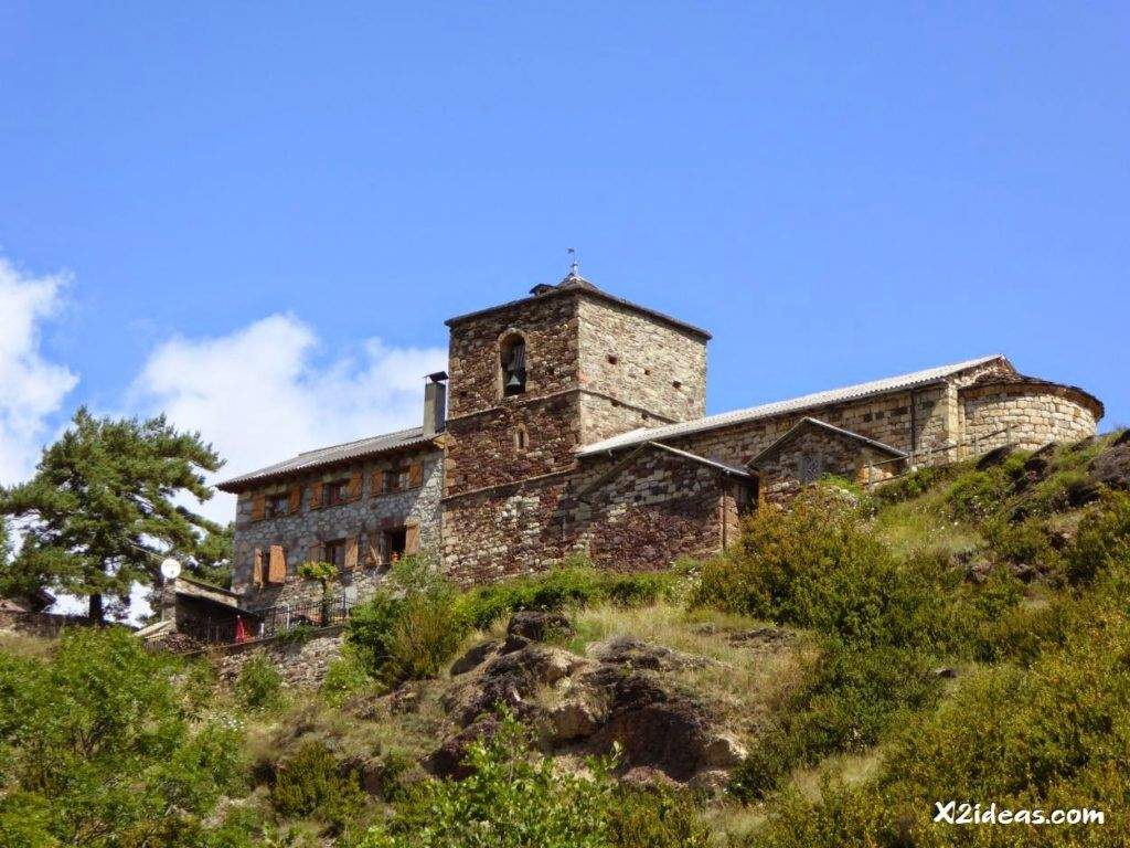 P1020047 1024x768 - Reconocimiento Trail & Caminata de Sesué, Valle de Benasque.