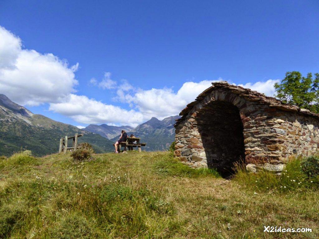 P1020050 1024x768 - Reconocimiento Trail & Caminata de Sesué, Valle de Benasque.