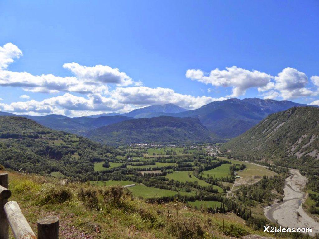 P1020053 1024x768 - Reconocimiento Trail & Caminata de Sesué, Valle de Benasque.