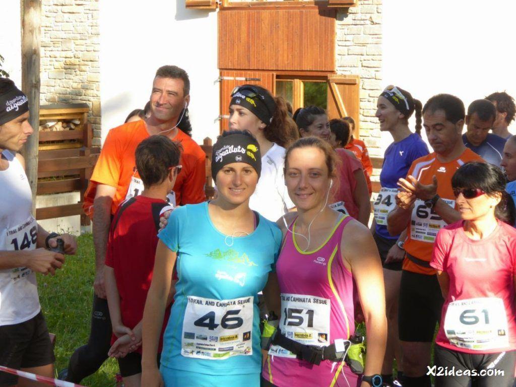 P1020097 1024x768 - 1ªTrail & Caminata de Sesué, Valle de Benasque. Fotos.