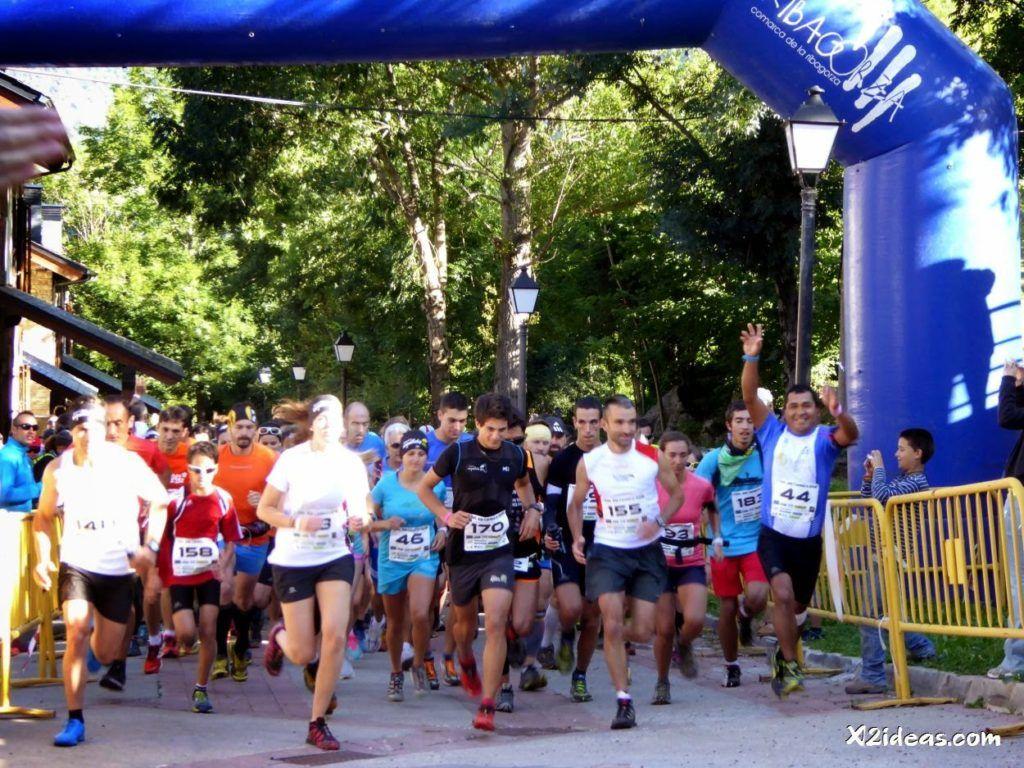 P1020115 1024x768 - 1ªTrail & Caminata de Sesué, Valle de Benasque. Fotos.